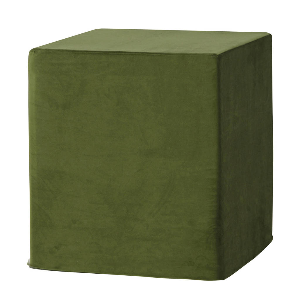 Madison poef outdoor (40x40 cm), Groen