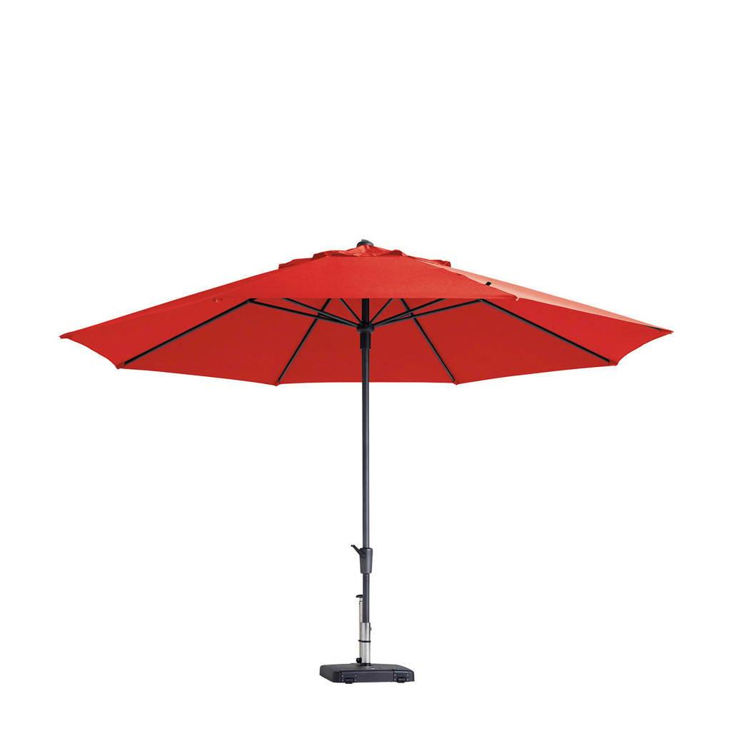 Madison parasol Timor (400x400 cm), Rood