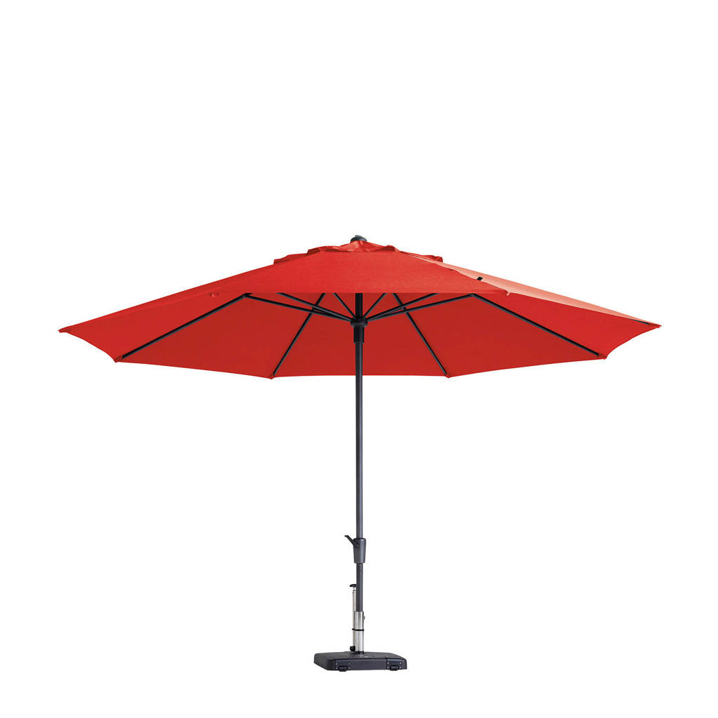 Madison parasol Timor (ø400 cm), Rood