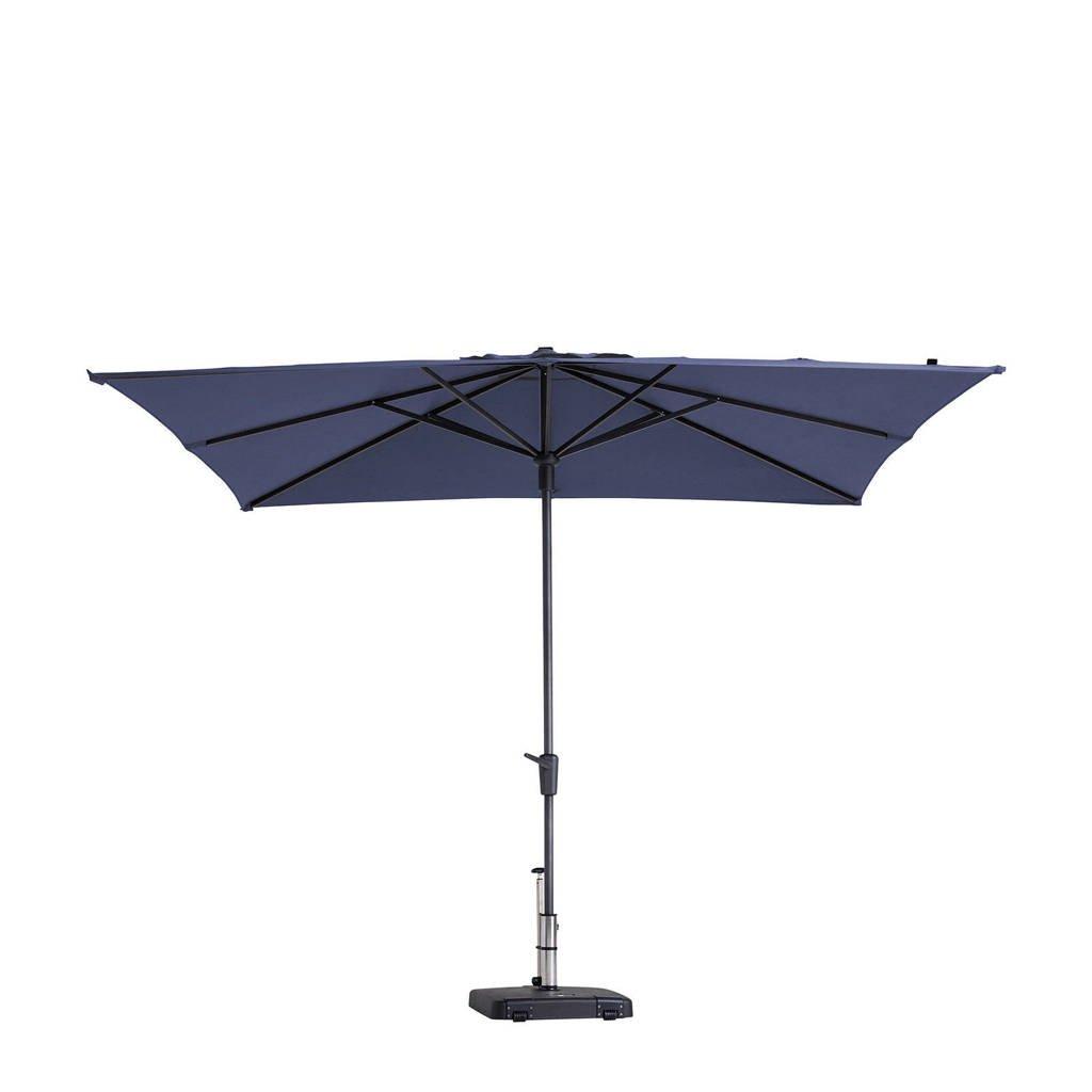 Madison parasol Syros (280x280 cm), Blauw