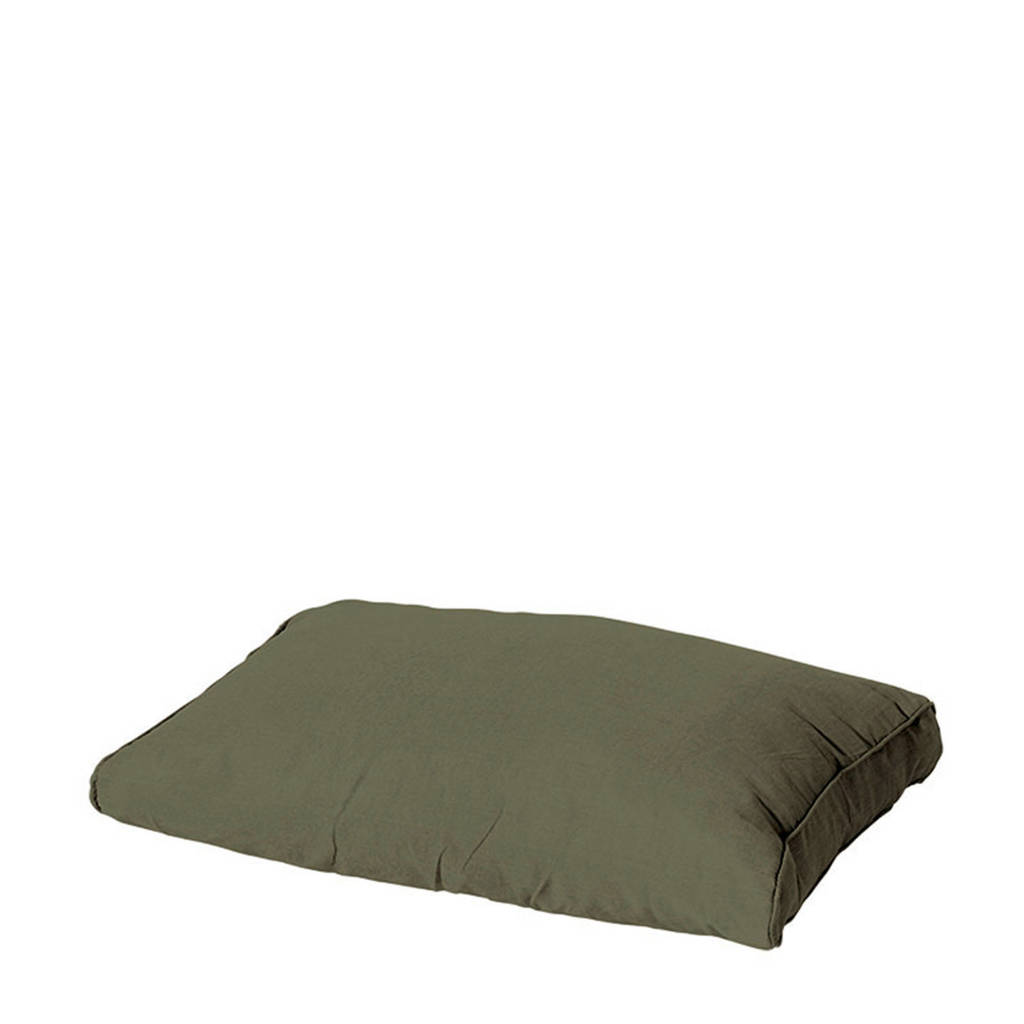 Madison lounge rugkussen (60x40 cm), Groen