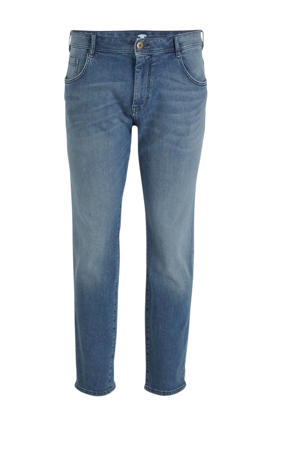 slim fit jeans light stone wash den