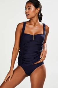 Hunkemöller bikinibroekje Sunset Dreams donkerblauw, Donkerblauw