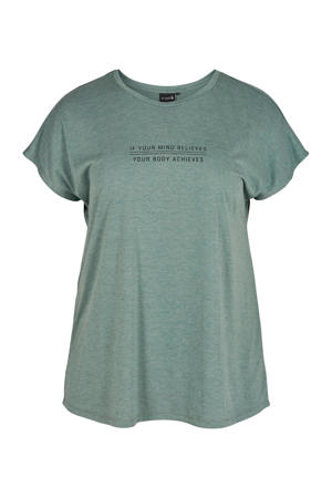 Plus Size sport T-shirt