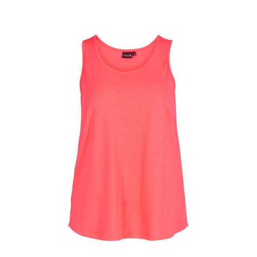 ACTIVE By Zizzi Plus Size sporttop roze