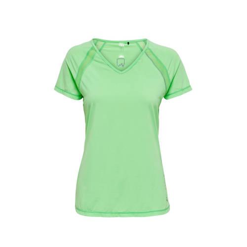 ONLY PLAY sport T-shirt groen