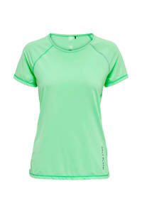 ONLY PLAY hardloopshirt groen, Groen