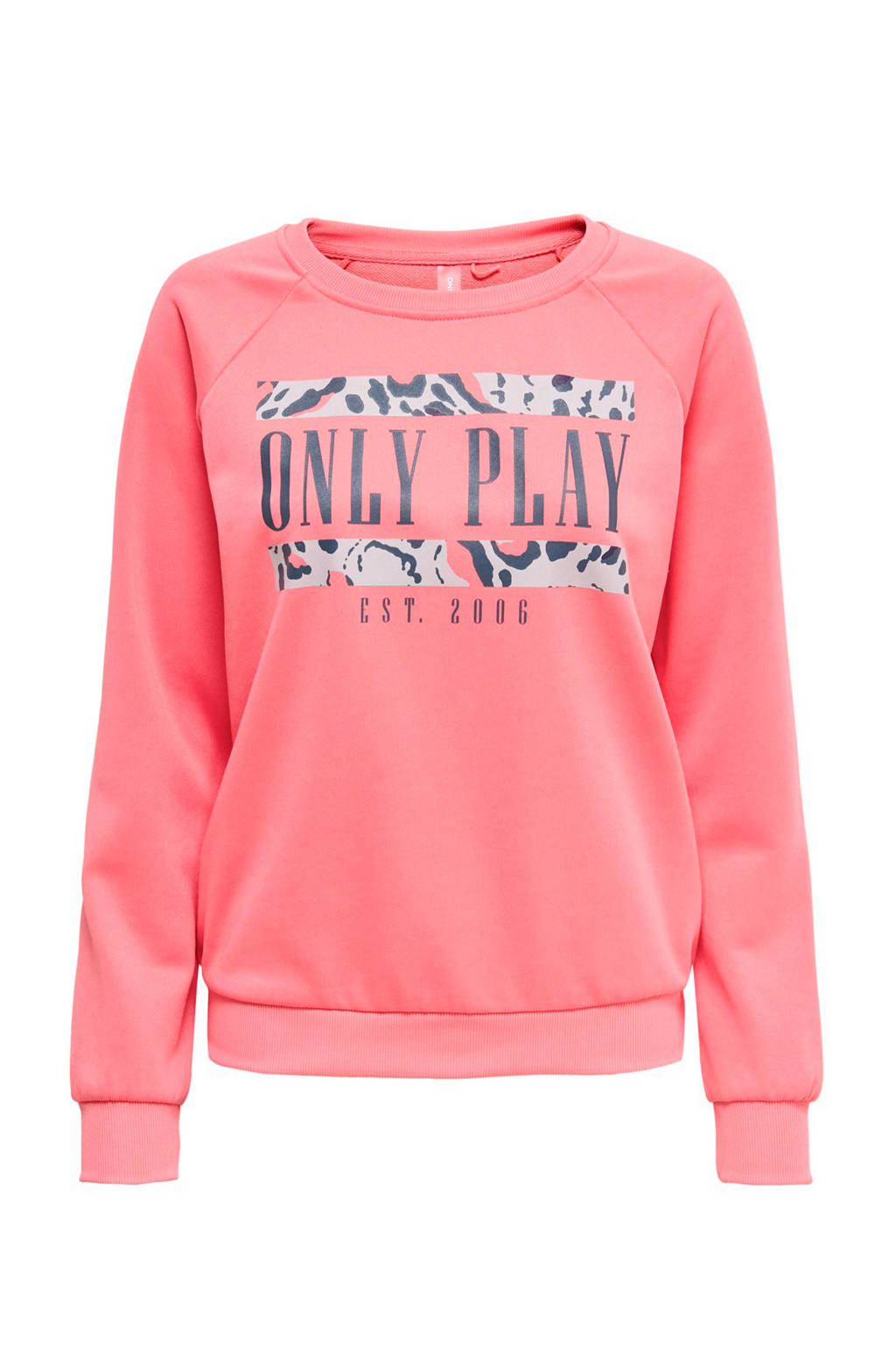 ONLY PLAY sportsweater roze, Roze