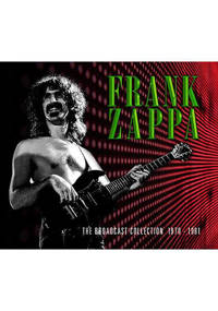 Frank Zappa - The Broadcast Collection 1974 – 1994  (CD)