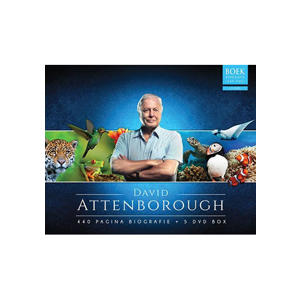 David Attenborough box (DVD)