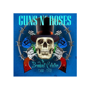 Guns N' Roses - The Broadcast Collection 1988 - 1992 (CD)