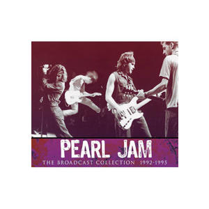 Pearl Jam - The Broadcast Collection 1992 - 1995 (CD)