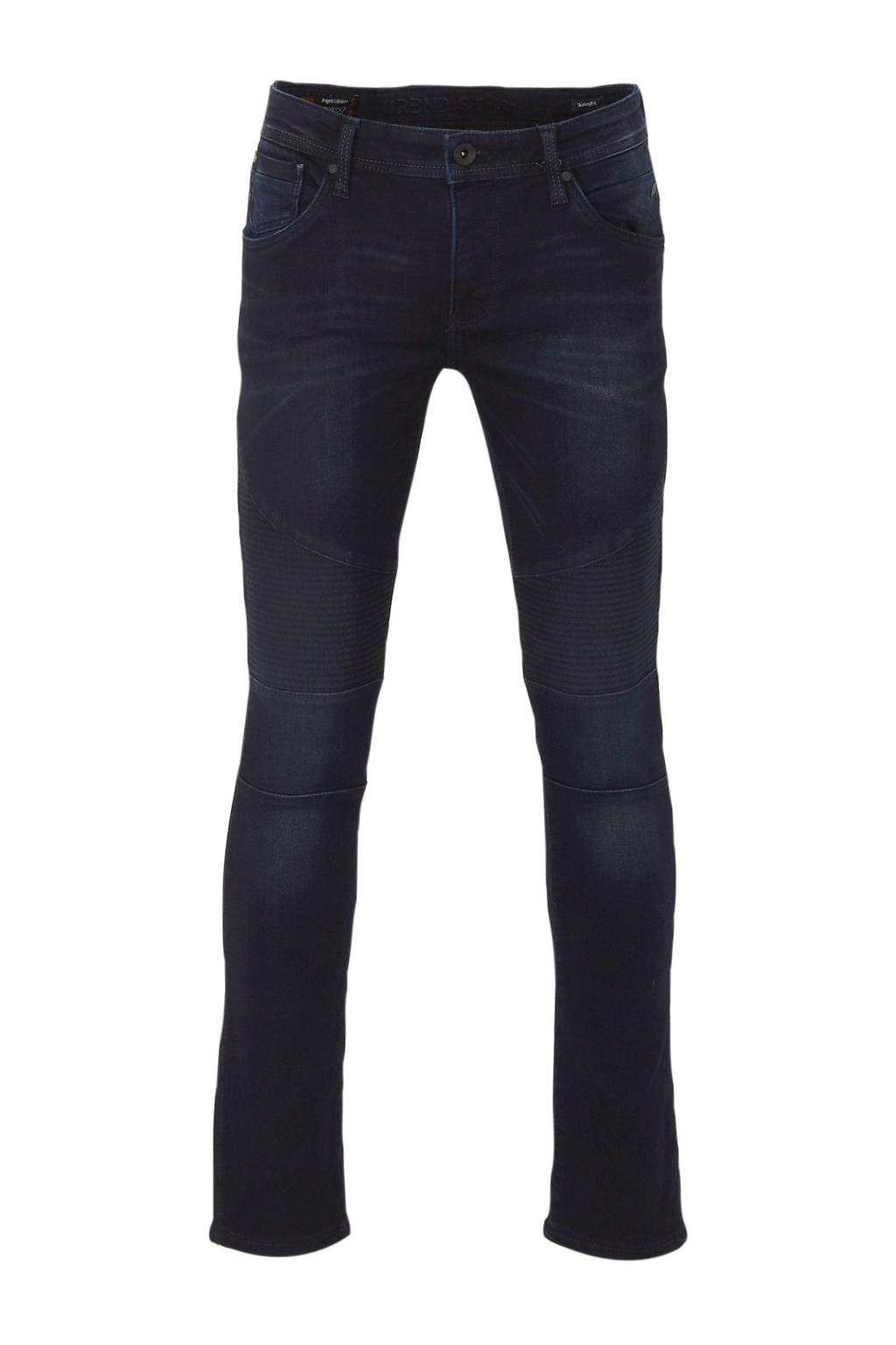 C&A Angelo Litrico skinny jeans donkerblauw, Donkerblauw