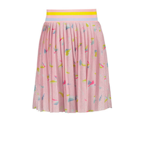 CKS KIDS pliss??rok Alinda met all over print en g