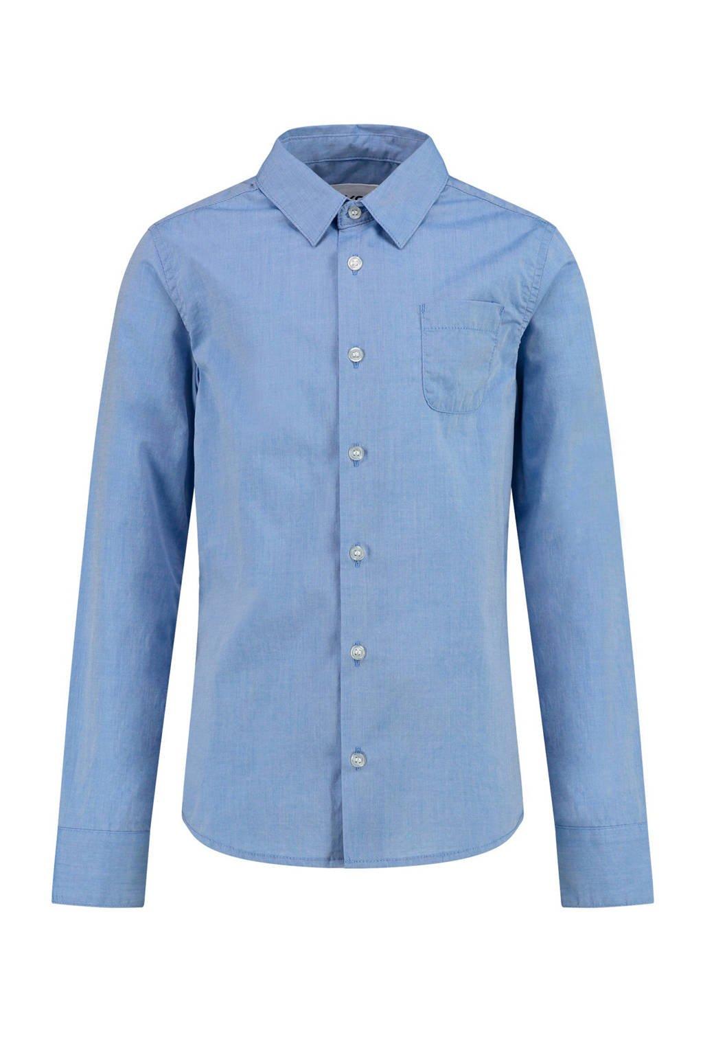 CKS KIDS overhemd Bougar blauw, Blauw