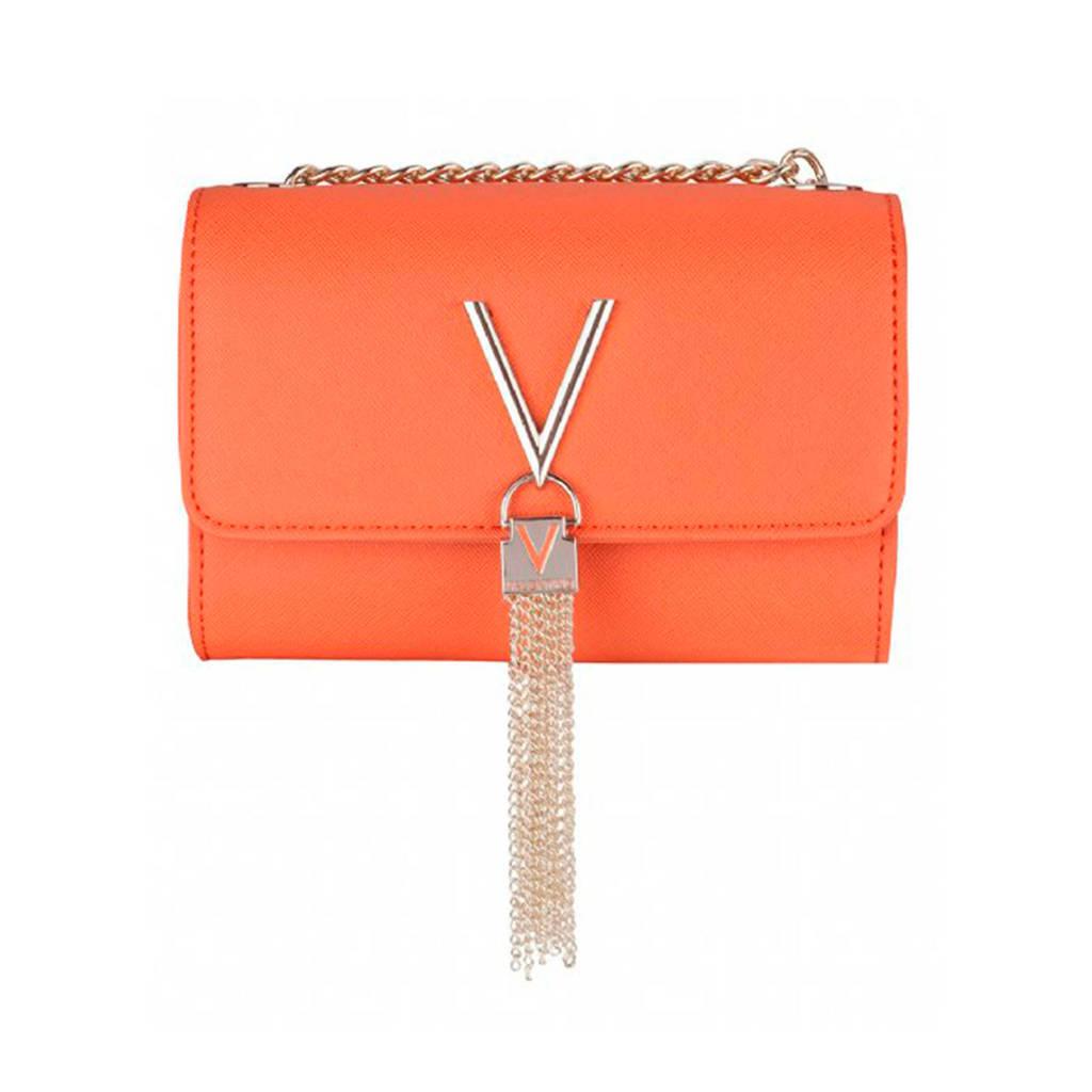 Valentino   crossbody tas oranje, Oranje