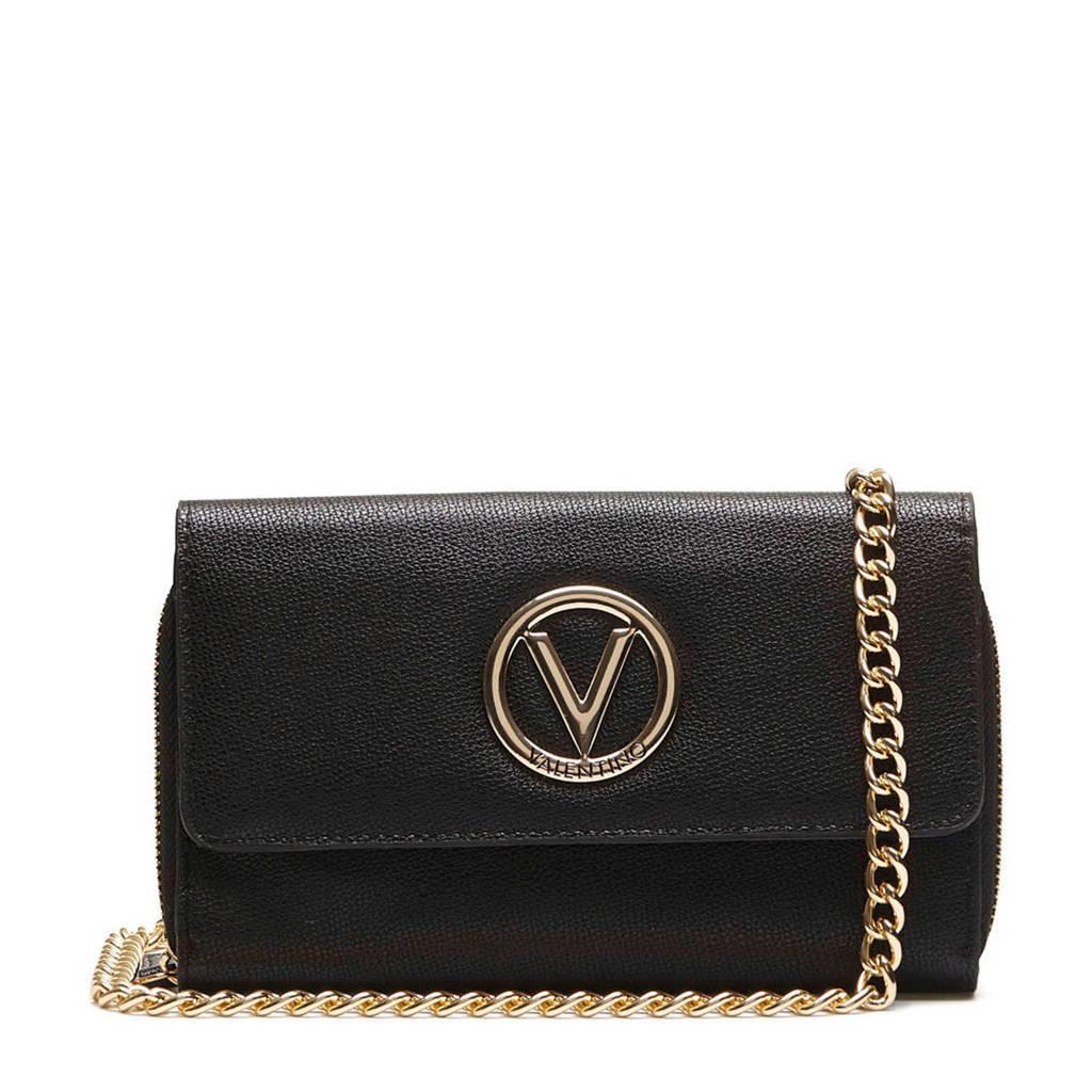 Valentino   crossbody tas Sax zwart, Zwart