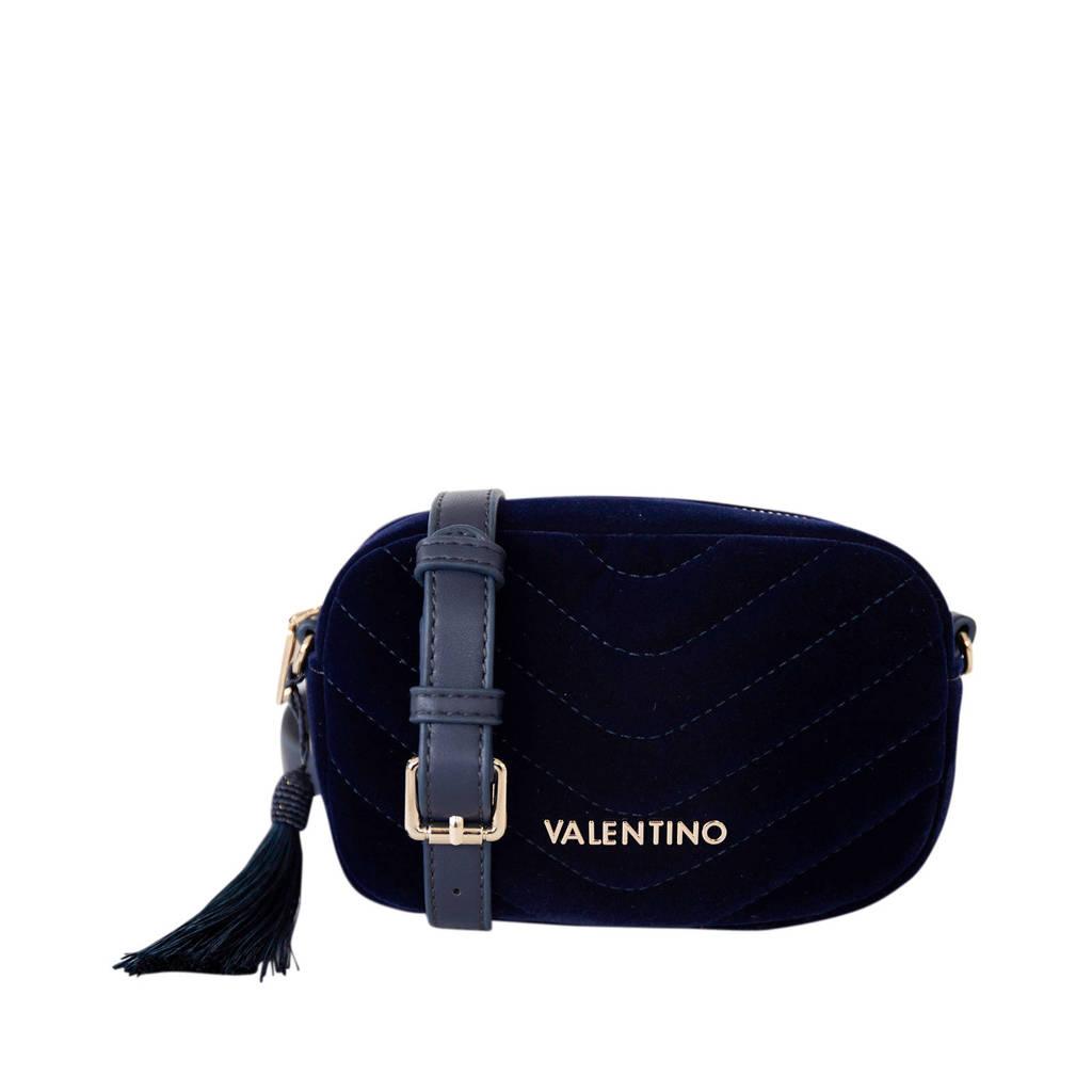 Valentino   crossbody tas blauw, Blauw