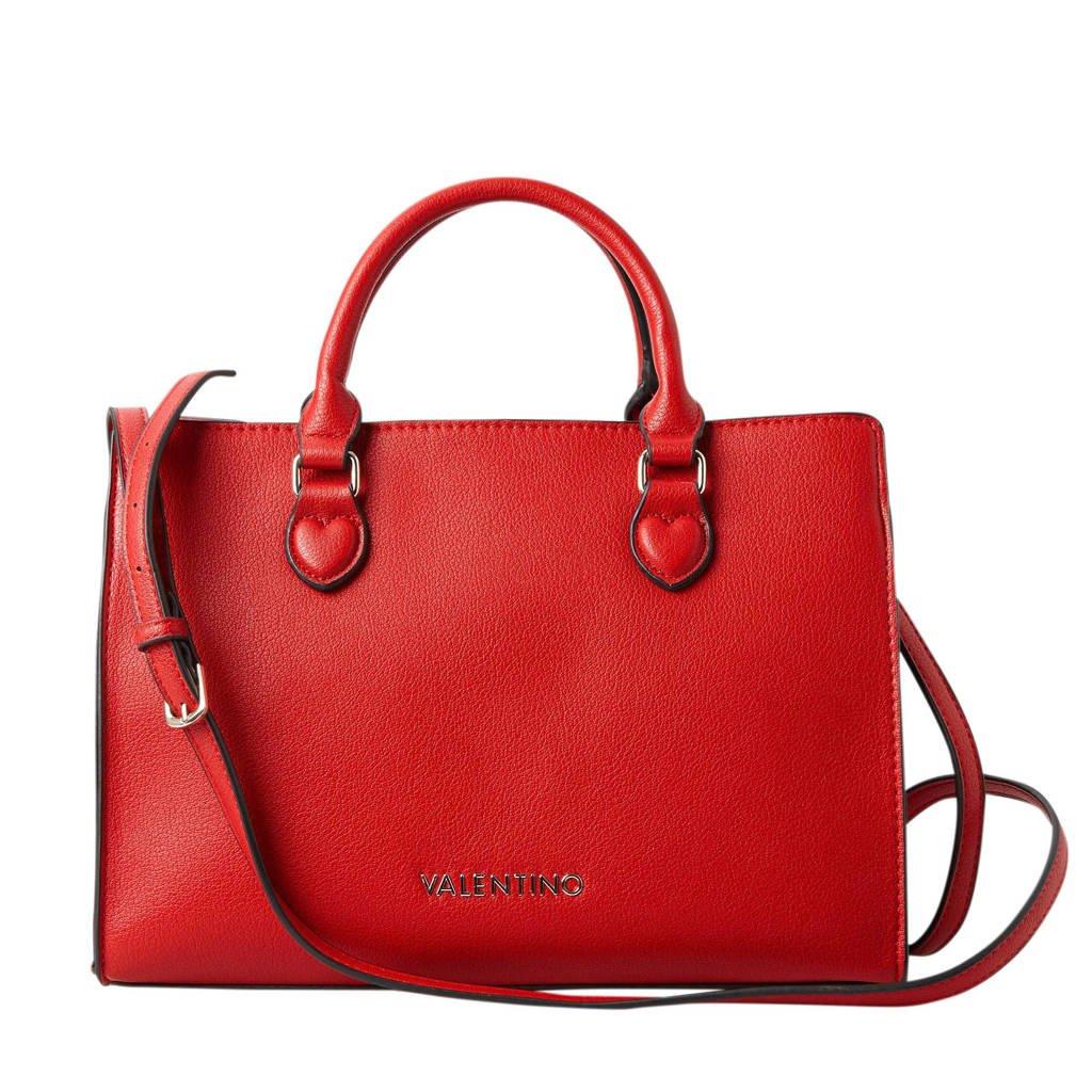 Valentino   handtas rood, Rood