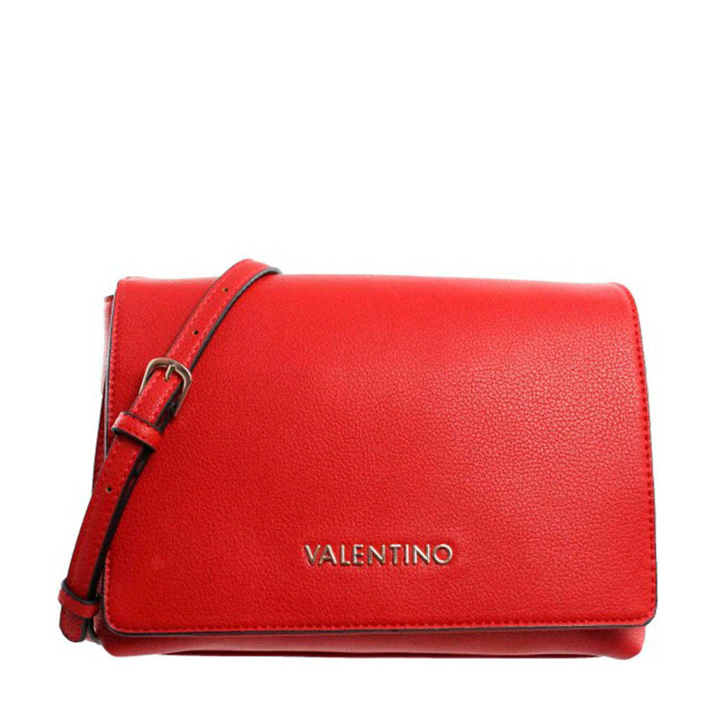 Valentino  crossbody tas Flauto rood, Rood