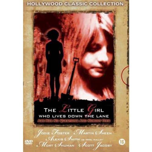 Little girl who lives down the lane (DVD)