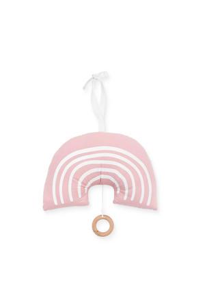 muziekhanger Rainbow blush pink