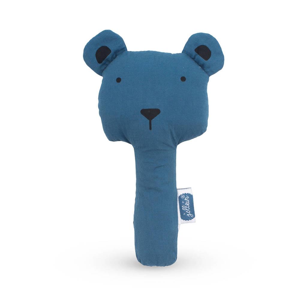 Jollein rammelaar Animal club steel blue, Blauw