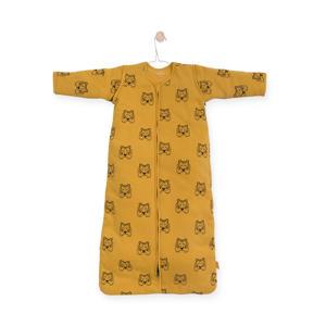 4 seizoenen baby slaapzak 110 cm Tiger mustard