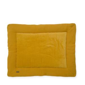 boxkleed 80x100 cm Brick velvet mustard