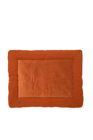 boxkleed 80x100 cm Brick velvet rust