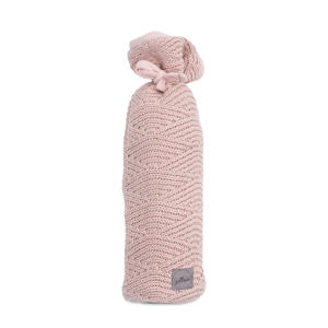 kruikenzak River knit pale pink