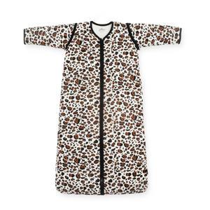4 seizoenen baby slaapzak 110 cm Leopard natural