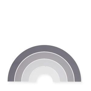 wandlamp Rainbow grey