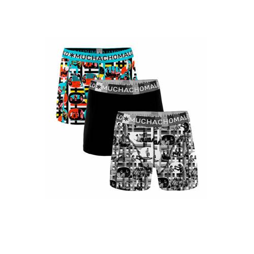 Muchachomalo boxershort (set van 3)