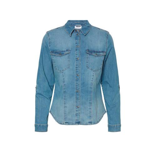 NOISY MAY blouse blauw