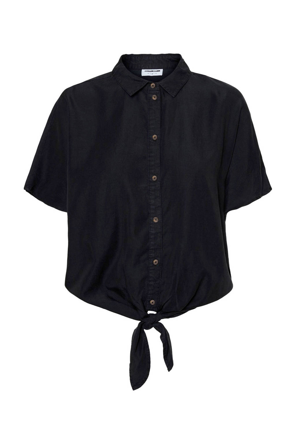 NOISY MAY blouse zwart, Zwart