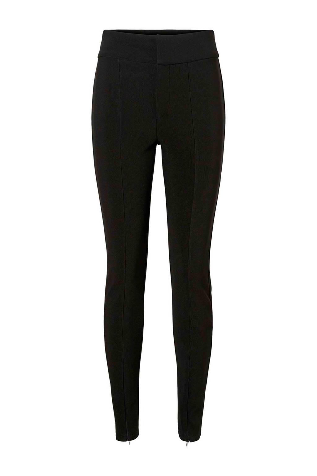NOISY MAY legging zwart, Zwart