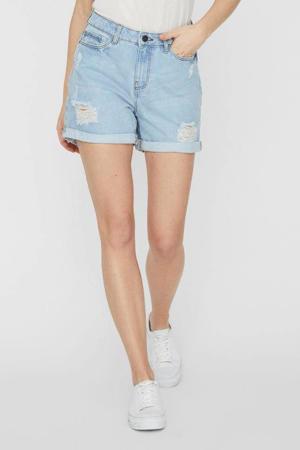 jeans short NMSMILEY light blue denim