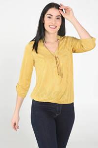 Cassis top geel, Geel