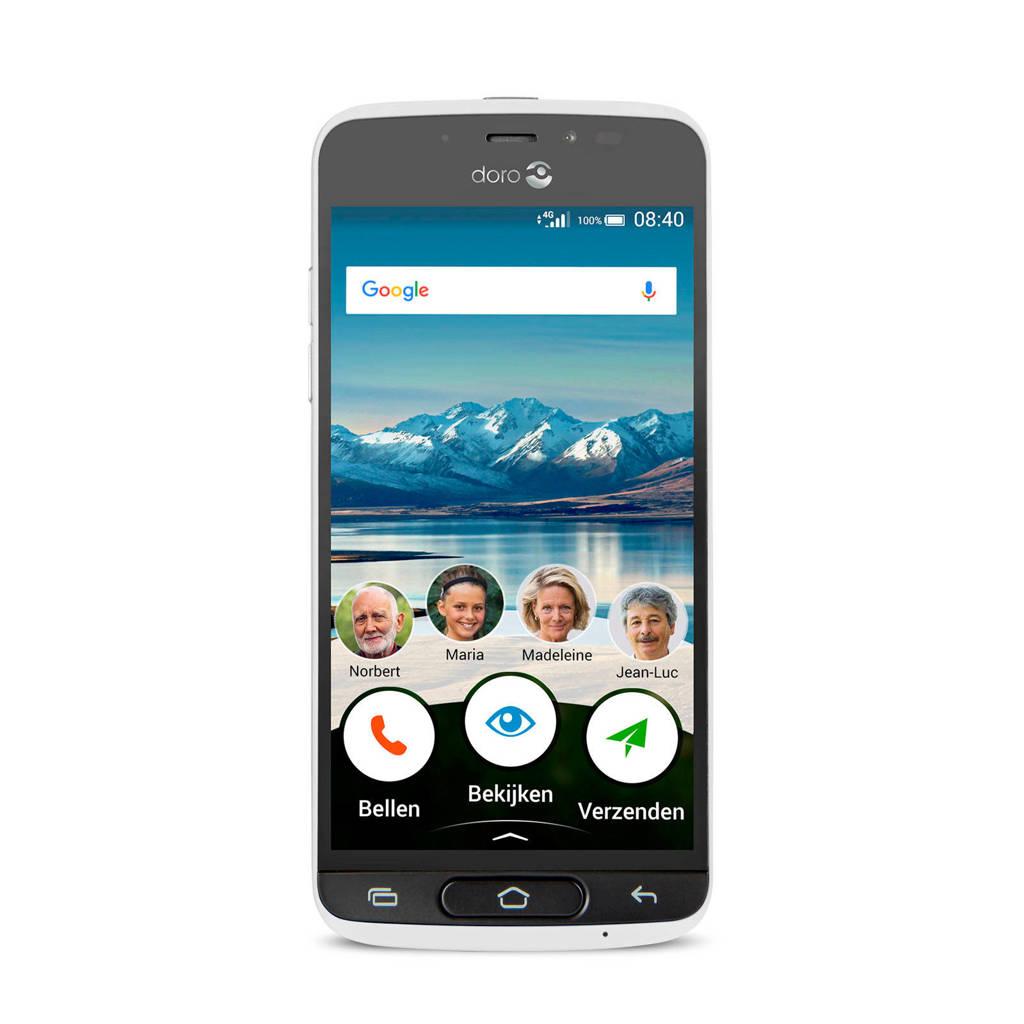 Doro 8040 mobiele telefoon, Wit