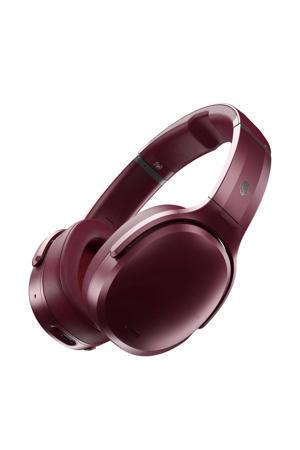 Crusher ANC draadloze over-ear hoofdtelefoon (Rood/Zwart)