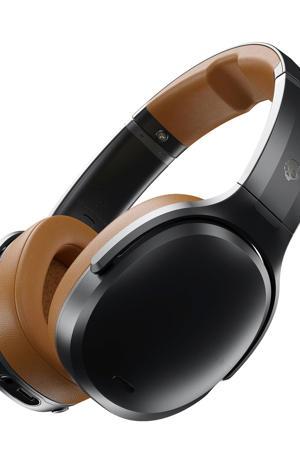 Crusher ANC draadloze over-ear hoofdtelefoon (Zwart/Bruin)