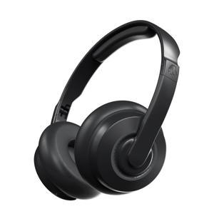 Cassette draadloze on-ear hoofdtelefoon (Zwart)