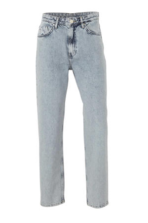 The Denim mom jeans lichtblauw