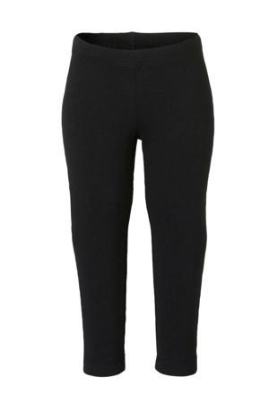 Palomino leggings grijs/rood/zwart - set van 3