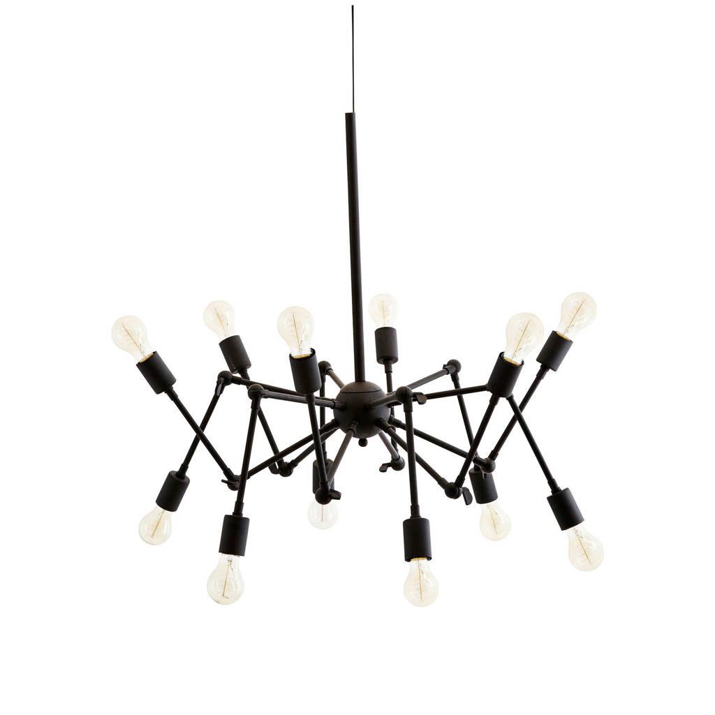 Madam Stoltz hanglamp Dax, Zwart
