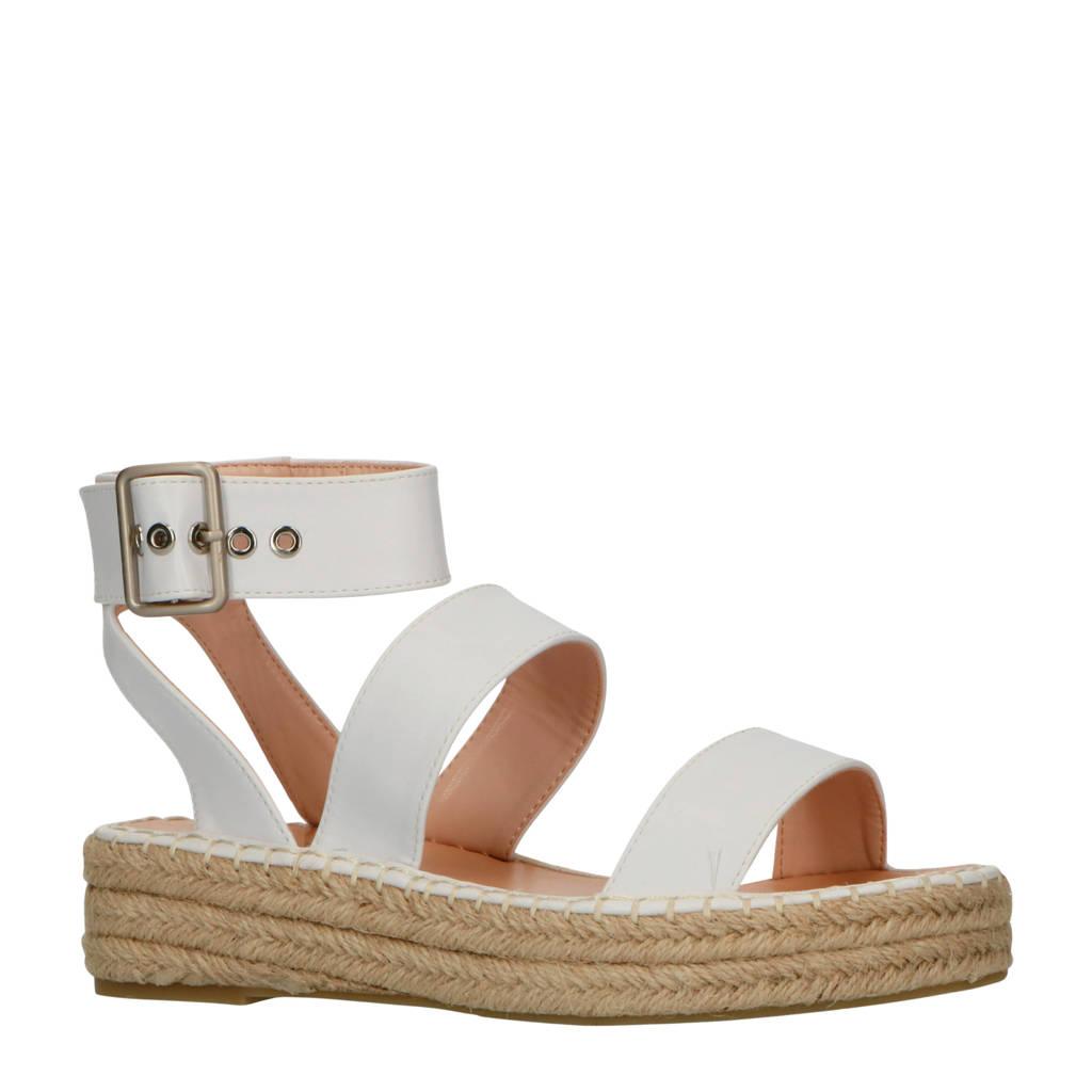 Raid Bellini  sandalen wit, Wit
