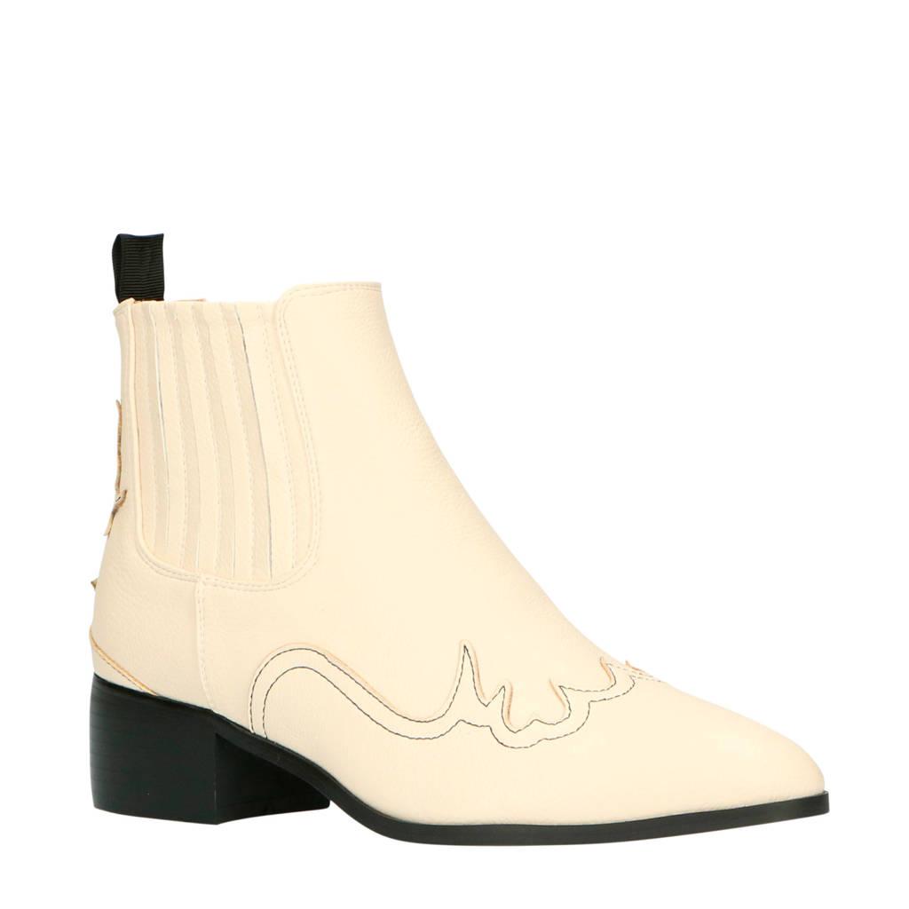 Raid Oracia  chelsea boots off white, Off white/Ecru