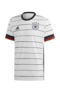 adidas Performance Senior Duitsland voetbalshirt, Wit/zwart