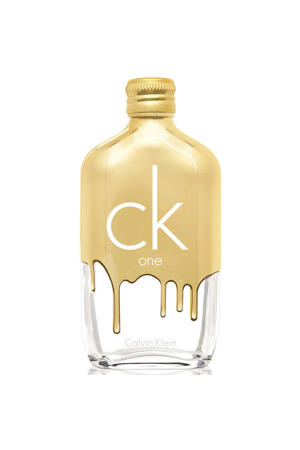 Ck One Gold Edt Spray - 50 ml